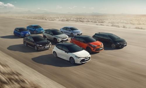 Sierra Ocasión - #QuédateEnCasa: ¿De dónde proceden los nombres de los modelos Toyota?